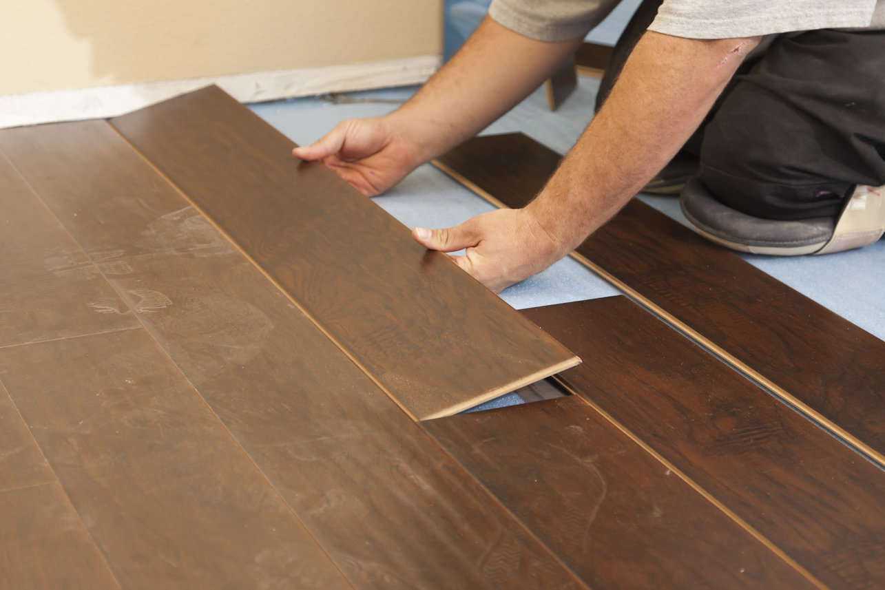 Hardwood Flooring Installation Local Handyman Service Services