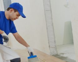 tiling and painting – handyman services – home repair